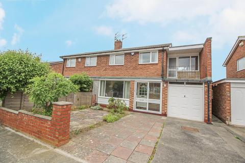 4 bedroom semi-detached house for sale - Cornhill Avenue, Newcastle Upon Tyne