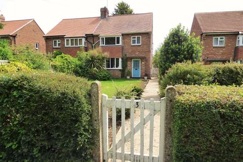 3 bedroom semi-detached house for sale - Wold View, Brandesburton