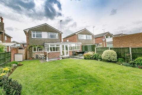 4 bedroom detached house for sale - Elm Drive, Market Harborough