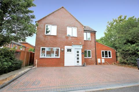 4 bedroom detached house for sale - Branewick Close, Titchfield Park