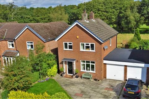 3 bedroom detached house for sale - Burford Crescent, Wilmslow