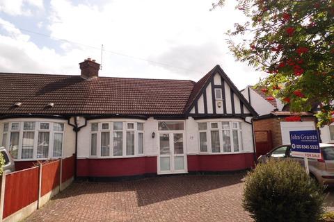 2 bedroom semi-detached bungalow for sale - Manorway, Bush Hill Park EN1