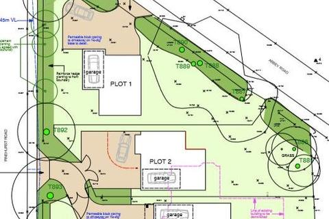 Land for sale - Abbey Road, West Moors, Ferndown, Dorset, BH22