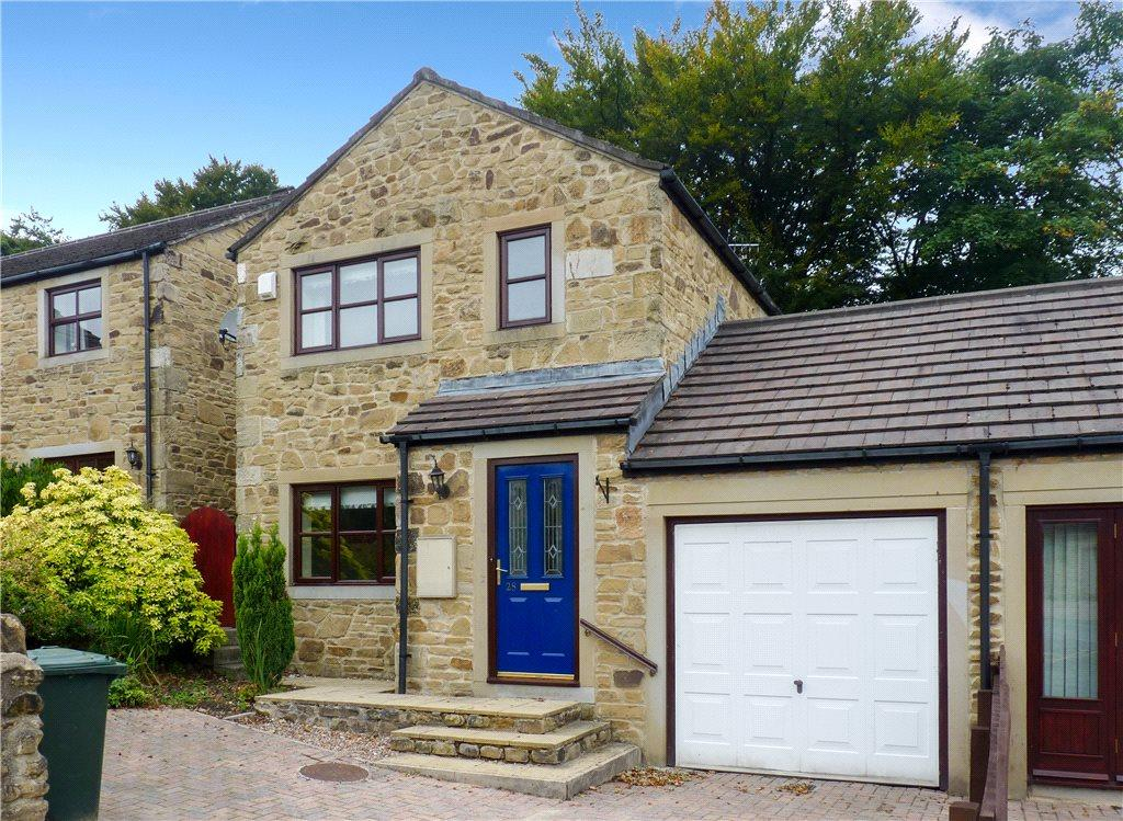 3 Bedrooms Detached House for sale in Longacre Lane, Haworth, Keighley, West Yorkshire