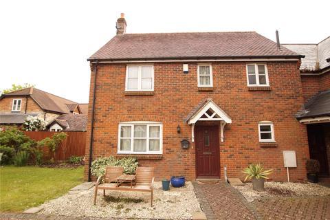 3 bedroom end of terrace house for sale - Copper Beech Court, Salisbury Road, Blandford Forum, Dorset, DT11