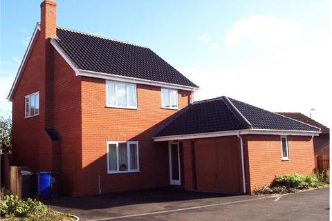 3 bedroom detached house for sale - Sharpes Court, Mildenhall, Bury St. Edmunds, Suffolk, IP28