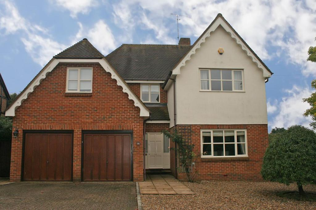 5 Bedrooms Detached House for sale in Blakes Way, Welwyn, Hertfordshire
