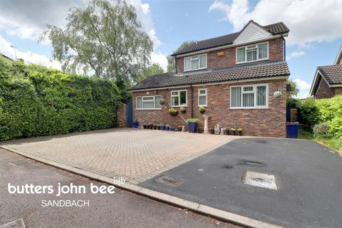 4 bedroom detached house for sale - Nesfield Court