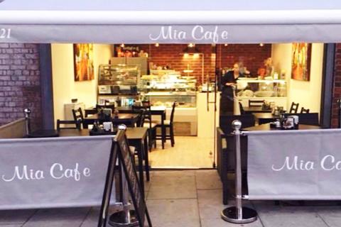 Cafe for sale - Victoria Road, Ruislip Manor HA4