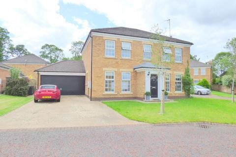 4 bedroom detached house for sale - Denewood, Forest Hall, Newcastle upon Tyne, Tyne and Wear, NE12 7FA
