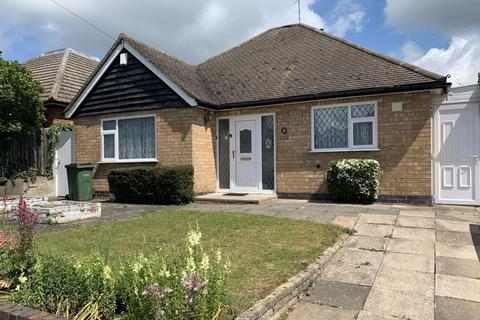 2 bedroom bungalow for sale - Wayside Drive, Oadby, LE2