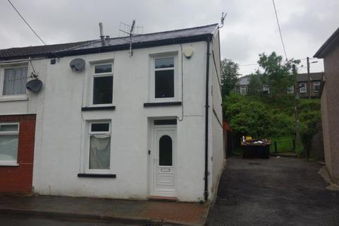 2 bedroom end of terrace house to rent - Lower Terrace, Treorchy