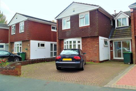 4 bedroom link detached house for sale - St Valentines Close, Birmingham B70