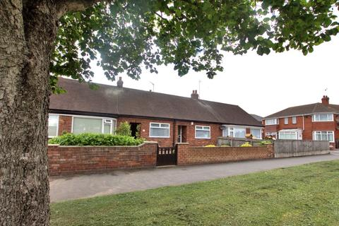 2 bedroom terraced bungalow for sale - Queensgate, Bridlington