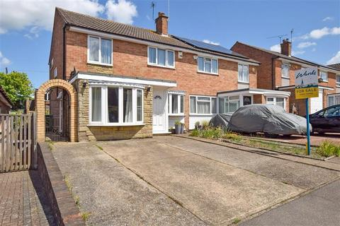 3 bedroom semi-detached house for sale - Birling Avenue, Bearsted, Maidstone, Kent