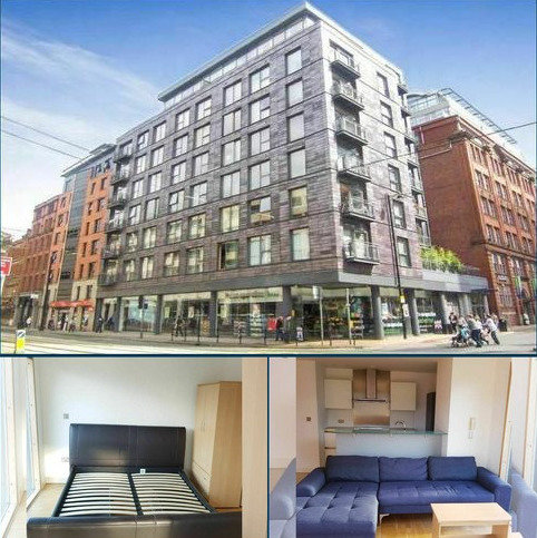 2 bedroom apartment for sale - charles st, manchester M1