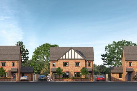 3 bedroom semi-detached house for sale - Plot 5 Tudor Green Development, Manchester, M22