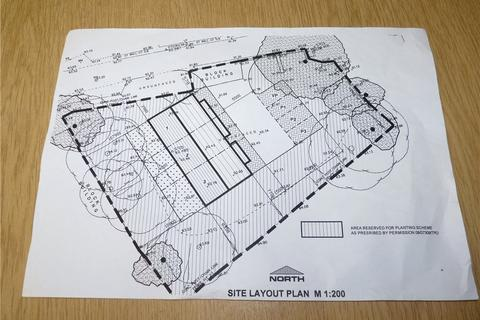 Plot for sale - Royd Lane, Beechcliffe, Keighley, West Yorkshire