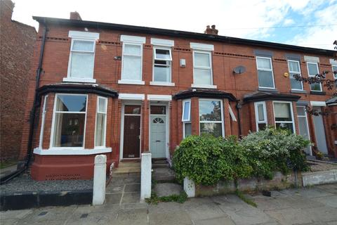 3 bedroom terraced house to rent - Vicars Road, Manchester, M219JB