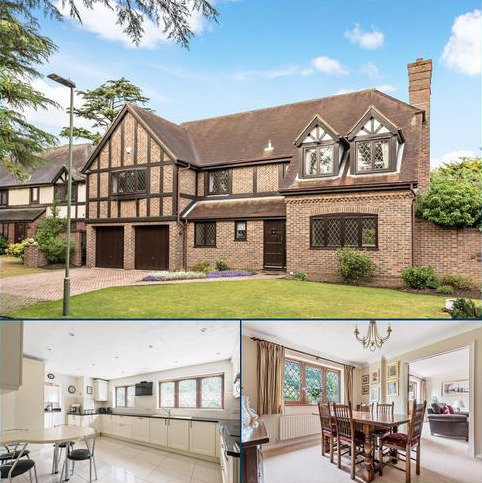 5 bedroom detached house for sale - Berryfield Close Bromley BR1
