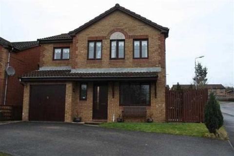 4 bedroom detached house to rent - Glen Rosa Gardens, Cumbernauld