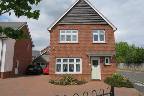 3 bedroom detached house for sale - Gardeners View, Hardingstone, Northampton, NN4