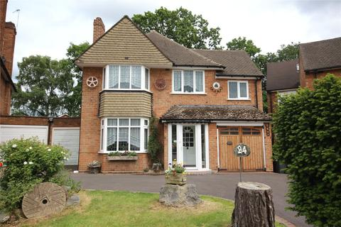 4 bedroom detached house for sale - Grosvenor Road, Solihull, West Midlands, B91