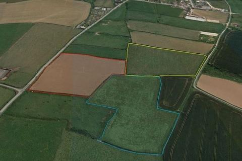 Land for sale - Lot C - 6.91 Acres land at High Lanes, Cubert, nr. Newquay, Cornwall TR8 5PX