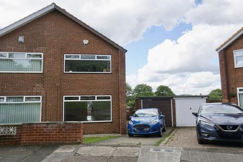 3 bedroom semi-detached house for sale - Earlington Court, Forest Hall