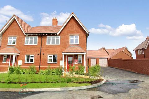 4 bedroom semi-detached house to rent - Pugin Close, Tadpole Garden Village, Swindon, Wiltshire, SN25