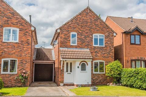 3 bedroom detached house for sale - Melton Drive, Congleton