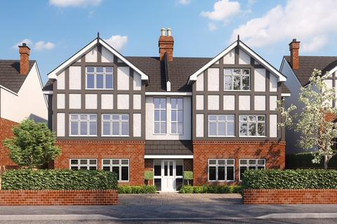 3 bedroom apartment for sale - Grasmere Road, Purley CR8 1DU
