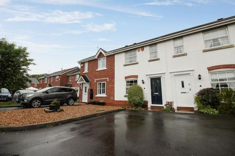 2 bedroom terraced house for sale - Latebrook Close, Goldenhill, Stoke-On-Trent