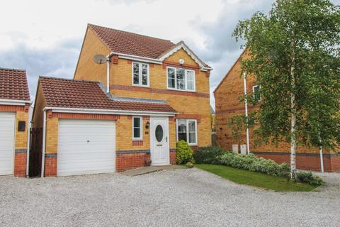 3 bedroom detached house for sale - Lathkill Court, North Wingfield