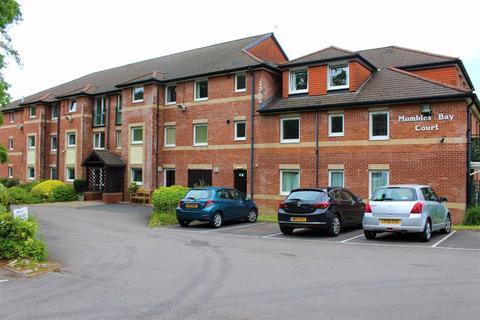 2 bedroom retirement property for sale - Mumbles Bay Court, Blackpill