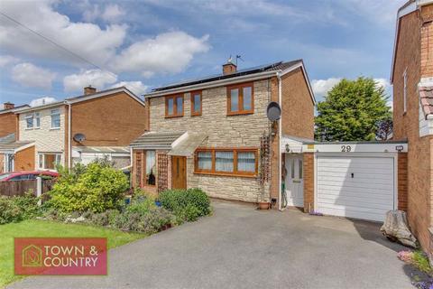 3 bedroom detached house for sale - Linden Avenue, Connahs Quay, Deeside, Flintshire