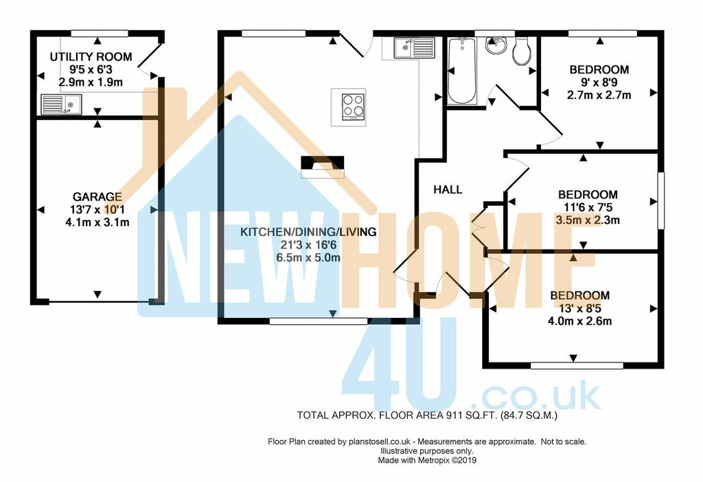 Floorplan 2 of 2: 19 Hillside Court FP 2.jpg