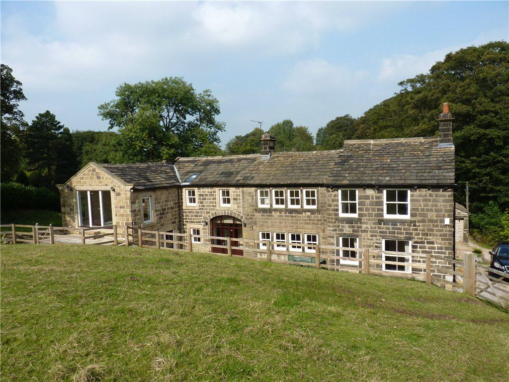 4 Bedrooms Unique Property for sale in Bull Hill, Oxenhope, Keighley, West Yorkshire