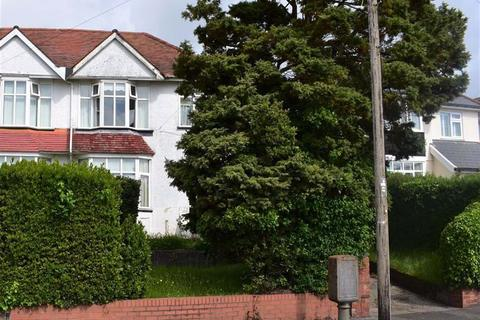 4 bedroom semi-detached house for sale - Bellevue Road, West Cross, Swansea
