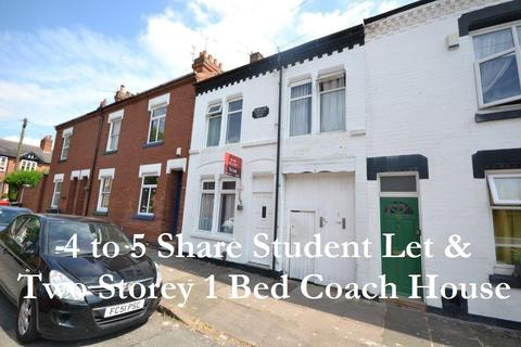 6 bedroom terraced house for sale - Edward Road, Leicester