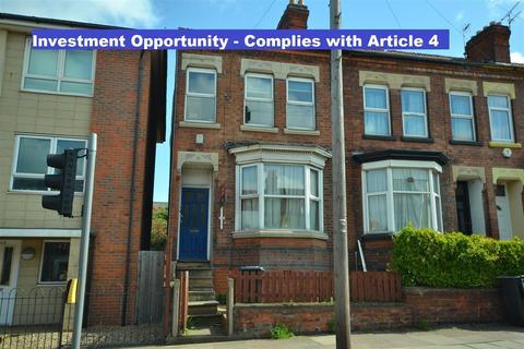 4 bedroom terraced house for sale - Stoneygate