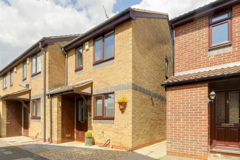 2 bedroom end of terrace house for sale - Roseberry Gardens, Hucknall, Nottinghamshire, NG15 7PX
