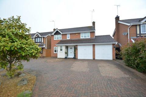 4 bedroom detached house for sale - Walkers Way, Bretton, Peterborough