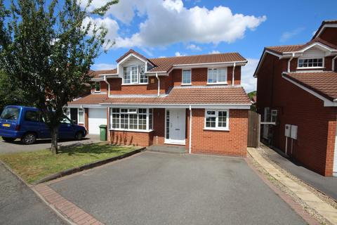 4 bedroom detached house for sale - Ingleton Close, Nuneaton, CV11
