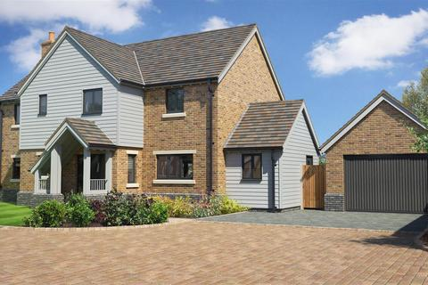 4 bedroom detached house for sale - The Jackfield, Ashworth Court, Much Wenlock