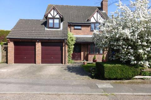4 bedroom detached house for sale - Olympia Close, East Hunsbury, Northampton