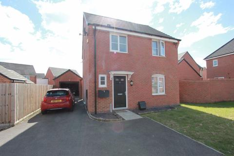 3 bedroom detached house to rent - Navy Close, Burbage