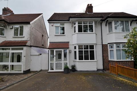 4 bedroom semi-detached house for sale - Brandwood Road, Kings Heath , Birmingham, B14