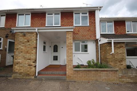3 bedroom terraced house for sale - St Margarets Close, Lidlington, Bedfordshire, MK43
