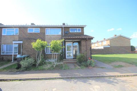 3 bedroom end of terrace house for sale - Brook Road, Marston Moretaine, Bedfordshire, MK43